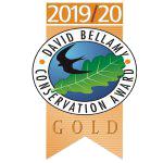 2010/2020 David Bellamy Gold Conservation Award